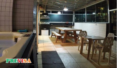 Cobertura Bairro Floresta - Pr3096