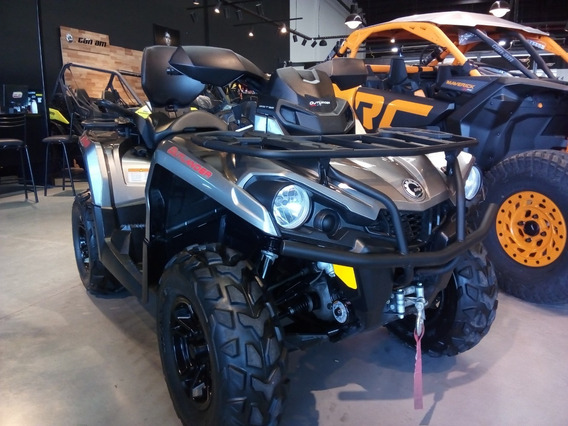 Can Am Outlander Max 570 Xt Mod 2017