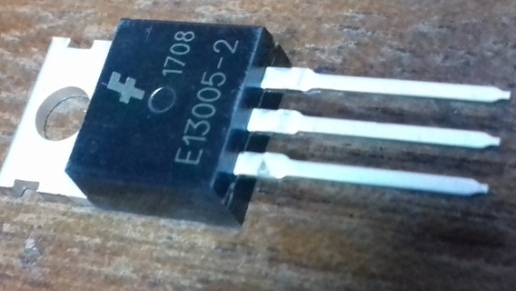 Kit 4 Peças 13005a To-220 Mje13005a E13005a E13005 Original