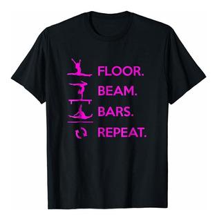 Camisa De Gimnasta Novedad Cartwheel Para Ninas Cosas De Gim