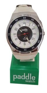 Reloj Hombre Paddle Watch 27394 Metal Y Goma Deportivo