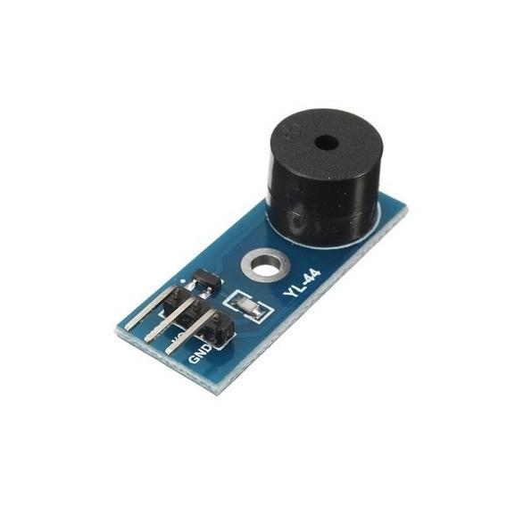 2x Módulo Buzina Buzzer Passivo Arduino Emissor Som