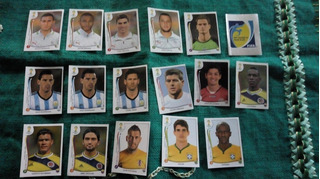 Figuritas Fifa World Cup Brasil 2014 Panini