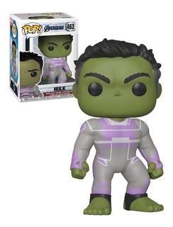 Funko Pop Hulk #463 Endgame Avengers Marvel Jugueterialeon