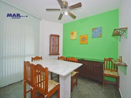 Imagem 1 de 11 de Apartamento Residencial À Venda, Barra Funda, Guarujá - . - Ap8629