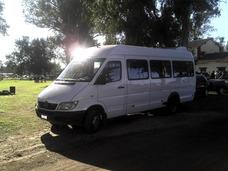 Alquiler De Micros, Combis Y Vans Con Chofer