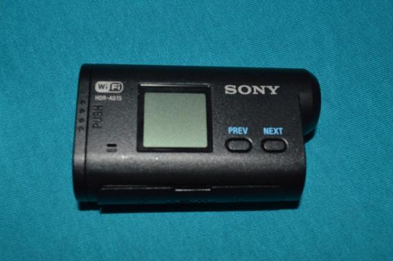 Camera Sony Hdr S15