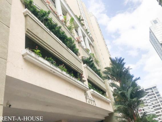 Venta Remodelado Apartamento En Obarrio Panama