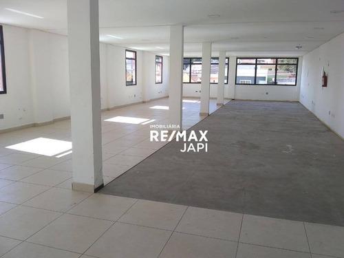 Imagem 1 de 12 de Sala Para Locação - Jundiaí - Medeiros - 200m² - R$: 7.000 - Sa0217