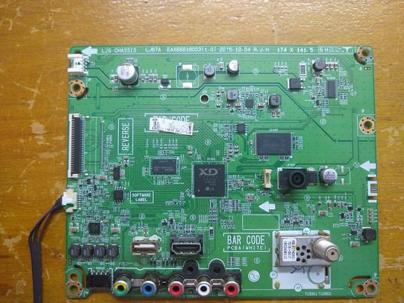 Placa Principal Lg32lh515b/lg32lh510b