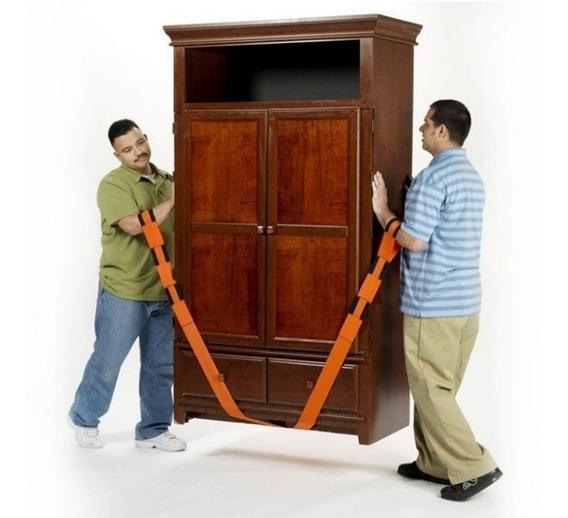 Correas Levantar Muebles Electrodomésticos Mudanza Peso