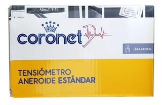 Tensiometro Coronet Aneroide Estandar