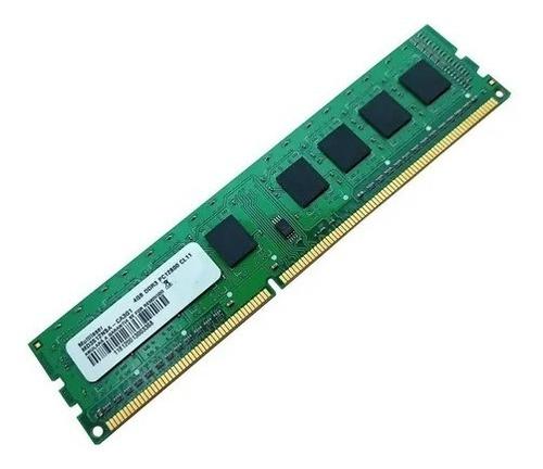 Imagem 1 de 3 de Memória Ram Pc Desktop Ddr3 4gb 1600mhz Pc12800 Multilaser