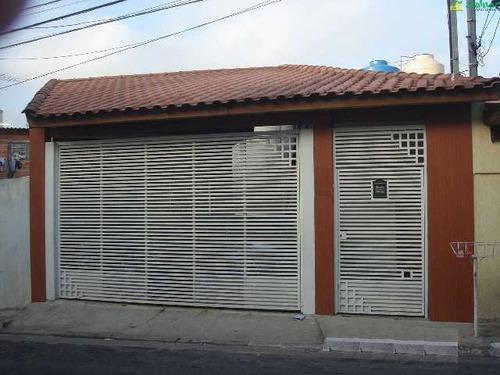 Imagem 1 de 14 de Venda Sobrado 3 Dormitórios Jardim Flor Da Montanha Guarulhos R$ 550.000,00 - 28990v