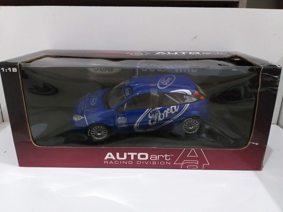 1/18 Autoart Ford Focus Wrc Rally 1999