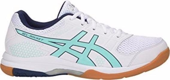 Tênis Asics Gel Rocket 8a P/ Futsal/padel/tennis/handebol Nf