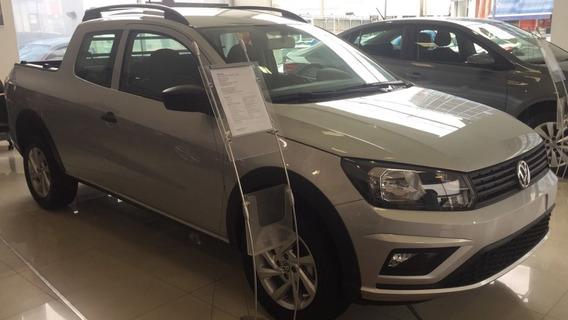 Volkswagen Saveiro Cabina Doble 1.6 2020 0km 3