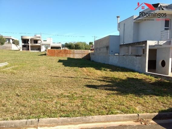 Terreno Residencial À Venda No Condomínio Real Park, Em Sumaré - Sp!!!! - Te00463 - 32542469