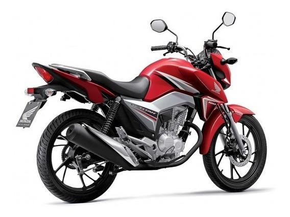 Honda Titan 3x 160 2016