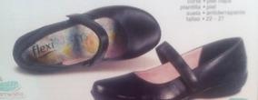 Zapato Escolar Para Mujer Marca Flexi
