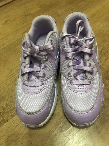 Tênis Nike Infantil Lilás