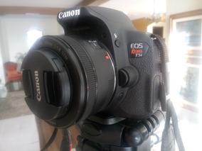 Canon T5i (semi-nova) Nenhum Arranhão