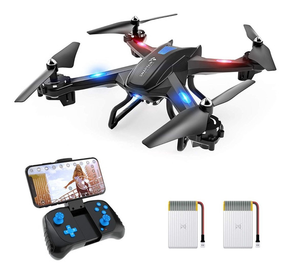 Drone Snaptain S5c Wifi Fpv Com Câmera Hd 720p