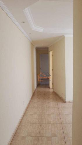 Imagem 1 de 11 de Apartamento À Venda, 47 M² Por R$ 180.000,00 - Cidade Líder - São Paulo/sp - Ap0408
