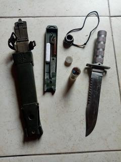 Cuchillo De Supervivencia Aitor Jungle King I