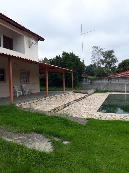 (k.a) Chacara 2920m² Em Santa Isabel Com Salão De Festas