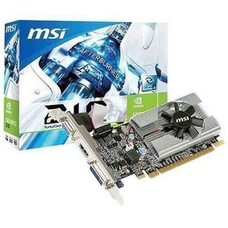 Tarjeta De Video Msi N210 1gb Ddr3 64bits Gt210