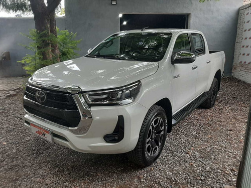 Toyota Hilux 2021 2.8 Cd Srx 177cv 4x2 At