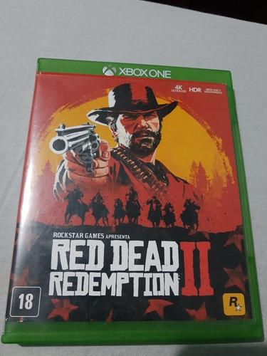 Imagem 1 de 4 de Red Dead 2 Usado, Ótimo Estado...