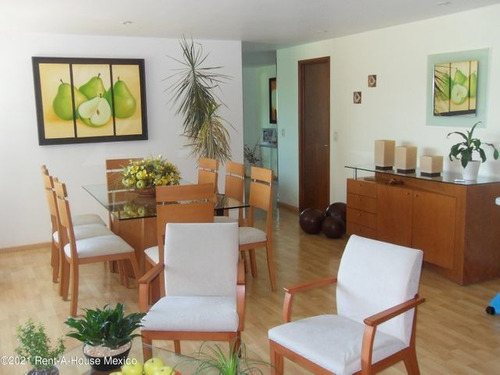 Imagen 1 de 13 de Departamento En Renta En Huixquilucan, Interlomas Gis.