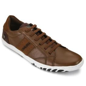 04575306a Sapatenis Masculino Cavalera Marrom - Sapatos no Mercado Livre Brasil