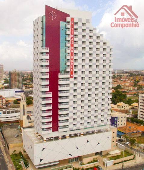 Sala À Venda, 36 M² Por R$ 220.000,00 - São Gerardo - Fortaleza/ce - Sa0022