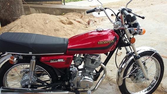 Honda Ml 125