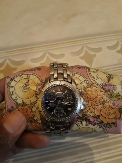 Relógio Sector 650
