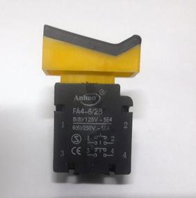 Chave L/d Acelerador Gyag-50120 Gyag-50190 Cód 800381