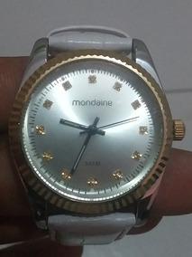 Relógio Feminino Mondaine.