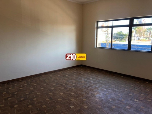 Sl00992 - Au. 140m² - Salão Comercial Em Piso Superior - Centro - Indaiatuba - Z10 Imóveis - Sl00992 - 68096882