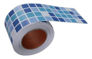 Adhesivo Azulejo Mosaico Decal Cocina Cintura Línea Etiquet