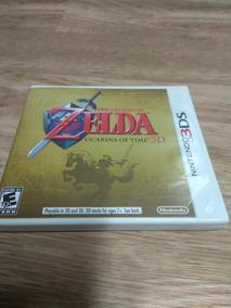 Zelda Ocarina Of Time 3d Para Nintendo 3ds