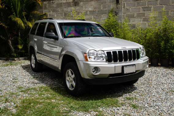 Jeep Grand Cherokee 2006 Limited 4x2 Bindaje Nivel Iii Plus
