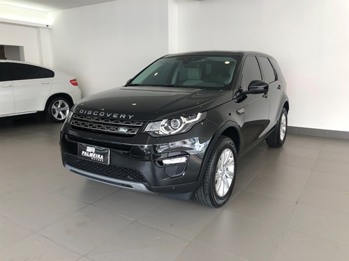Land Rover Discovery Sport 2.0 16v Td4 Turbo Diesel Se 4p