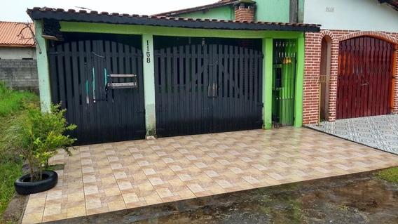 Ótima Casa A 900 Metros Do Mar Em Itanhaém Litoral Sul De Sp