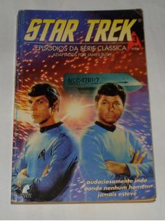 Livros Star Trek Episódios Da Série Clássica Vol. 1 E 3