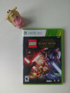 Lego Star Wars The Force Awakens Xbox 360 Nuevo Garantizado
