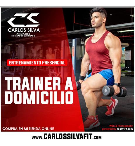 Nutricionista Y Personal Trainer A Domicilio Gym Fitness