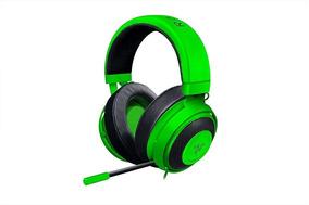 Audifonos Gamer Razer Kraken Pro V2 Oval Verde Pc/ps4/xone